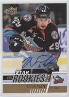 Star Rookies - Nolan Foote