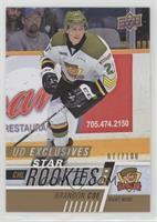 Star Rookies - Brandon Coe #/100
