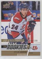 Star Rookies - Dylan Cozens #/100