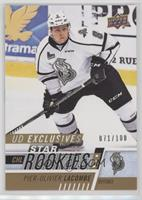 Star Rookies - Pier-Olivier Lacombe #/100