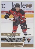 Star Rookies - Xavier Simoneau /100
