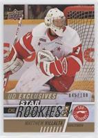 Star Rookies - Matthew Villalta /100