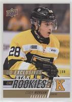 Star Rookies - Cody Morgan /100