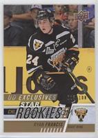Star Rookies - Ryan Francis #/100