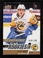 Star Rookies - Kirby Dach #/100