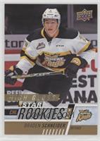 Star Rookies - Braden Schneider #/10
