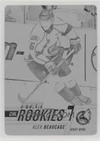 Star Rookies - Alex Beaucage /1