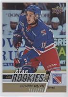 Star Rookies - Giovanni Vallati
