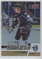 Star Rookies - Peyton Krebs