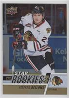 Star Rookies - Kieffer Bellows