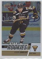 Star Rookies - Egor Sokolov