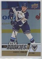 Star Rookies - Samuel Poulin