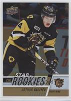 Star Rookies - Arthur Kaliyev