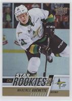 Star Rookies - Maxence Guenette