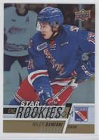 Star Rookies - Riley Damiani