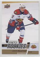 Star Rookies - Jakob Pelletier