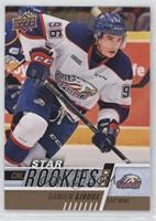 Star Rookies - Damien Giroux