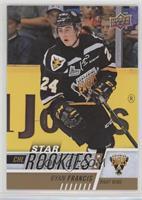 Star Rookies - Ryan Francis