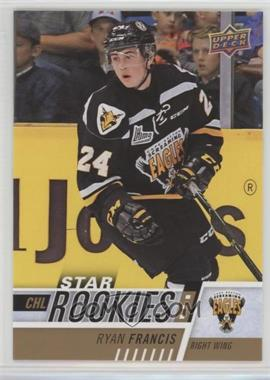 2017-18 Upper Deck CHL - [Base] #388 - Star Rookies - Ryan Francis