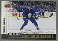 (Oct. 18, 2017) - Marleau Hits the Ice For 1,500th Career NHL Game