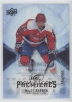 Premieres - Riley Barber #/999