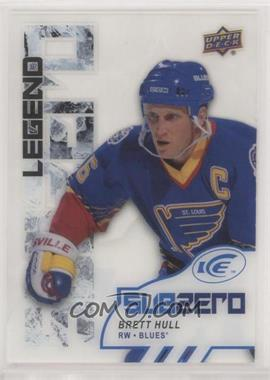2017-18 Upper Deck Ice - Subzero #SZ-10 - Brett Hull