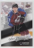 High Series Rookies - J.T. Compher