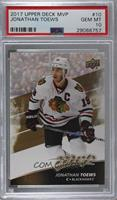 Jonathan Toews [PSA 10 GEM MT]