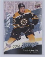 High Series Rookies - Charlie McAvoy [Mint]