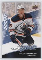 Rookie Redemption Pacific Division - Kailer Yamamoto