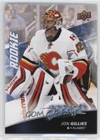 Rookie Redemption Pacific Division - Jon Gillies