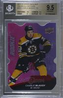 Level 2 Purple - Charlie McAvoy [BGS 9.5 GEM MINT]