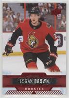 Logan Brown #/99