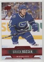 Brock Boeser #/99