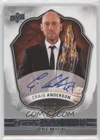 Craig Anderson #/49