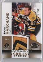 Brad Marchand #/35