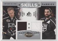 Jeff Carter, Drew Doughty