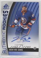 Authentic Rookies - Josh Ho-Sang