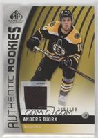 Authentic Rookies - Anders Bjork #/399