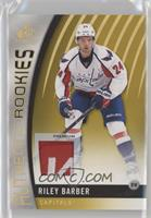 Authentic Rookies - Riley Barber #/49