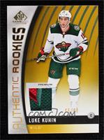 Authentic Rookies - Luke Kunin #/49