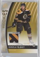 Authentic Rookies - Charlie McAvoy #/49