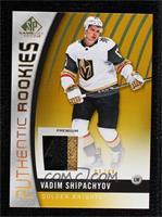 Authentic Rookies - Vadim Shipachyov #/49
