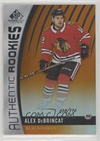 Authentic Rookies - Alex DeBrincat /116