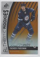 Authentic Rookies - Tucker Poolman #/113