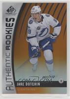 Authentic Rookies - Jake Dotchin #/112