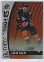 Authentic Rookies - Jaycob Megna #/112