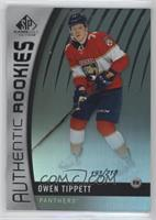 Authentic Rookies - Owen Tippett #/218