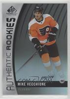 Authentic Rookies - Mike Vecchione #/224