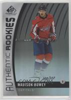 Authentic Rookies - Madison Bowey #/222